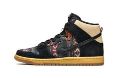 "Image of Nike SB Dunk High Premium ""Hacky Sack"""