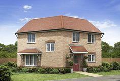 Hollygate Park, EASTWELL, 326 | Barratt Homes