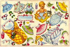 Kathleen Taylor's Dakota Dreams: Thursday Tab- Assorted Magazine Babies