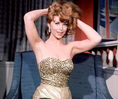 The lifeblood of Gilligan's Island, Tina Louise was a legendary actress and one of our favorites. Comb through vintage Tina Louise images right here. Tina Louise, Ginger Grant, Glamour Dolls, 50 And Fabulous, Female Stars, Beautiful Redhead, Beautiful People, Beautiful Women, In Pantyhose