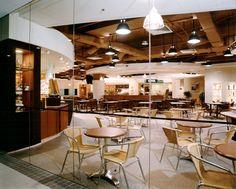 Interior Design of Megabites' Café  Singapore by Interior Designer Nicholas Merrow-Smith Interior Design Singapore, Cafe Interior Design, Breakfast Cafe, Cafe Concept, Table, Decorations, Furniture, Home Decor, Bakery Store
