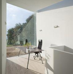 Частный дом и творческая студия в Барселоне