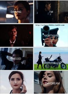 The Zygon Invasion (Bonnie, Clara) Doctor Who Season 9, General Doctor, 12th Doctor, Clara Oswald, Torchwood, Mad Men, Beautiful Actresses, Daydream, The Man