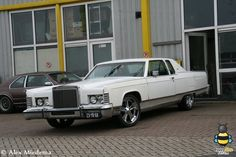cadillac survived the Netherlands since 1975 ? Or what is this for car ? anyone