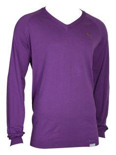schicker Adidas Originals Pullover in Violett