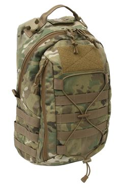 Amazon.com : Tactical Tailor Fight Light Operator Removable Pack, MultiCam : Tactical Backpacks : Sports & Outdoors