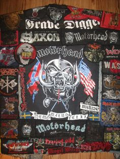 Extreme makeover Heavy Metal Rock `n Roll