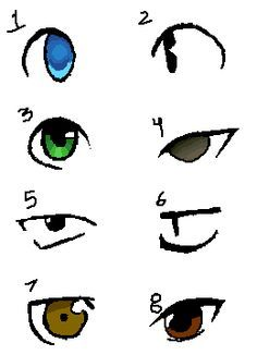 how to draw anime male eyes step 12 anime pinterest anime male