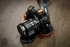 New Released , Fuji XT1 ,Premium Grip made from Teak Wood, by MagicWoodHandMade on Etsy