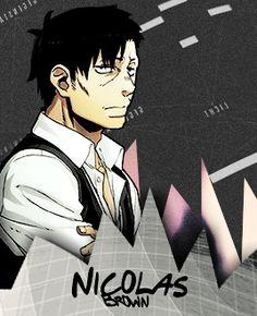 gangsta anime | Tumblr