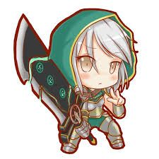 Resultado de imagen para league of legends chibi