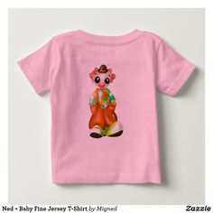 Ned + Baby Fine Jersey T-Shirt