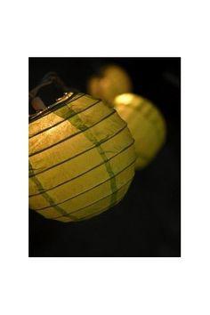 Boule Lanterne Lampions Papier 8 coloris - 20 cm - Déco Extérieur - Mariage Cérémonie-Anniversaire Nouvel An Noel