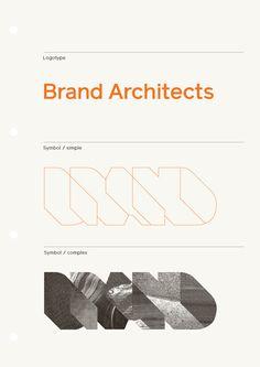 Brand Architects logo | Designer: Hofstede - http://www.hofstede.com.au