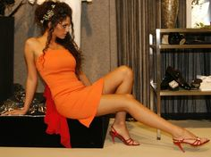 Some female dresses by ToKalon Sartoria, via Behance