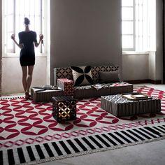 Kilim Catania Rug | GAN | Rugs | Furniture | AmbienteDirect.com