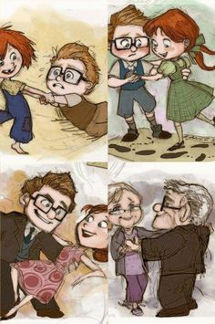 The Real Life Story That Inspired Up Is Even More Heart Wrenching Than Movie