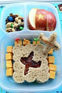 When a child opens this lunch box he knows Mommy's not taking her medication - again.
