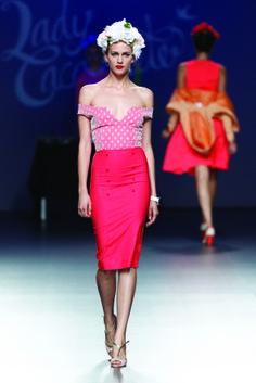 Lady Cacahuete - EGO - Mercedes Benz Fashion Week Spring-Summer 2014
