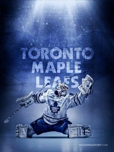 I enjoy doing is watching hockey. My favorite team is the Toronto Maple Leafs. This is an activity my dad and I do every day together. I love the sport and I love representing Toronto. Hockey Goalie, Hockey Teams, Ice Hockey, Hockey Stuff, Sports Teams, Hockey Playoffs, Hockey Sport, Flyers Hockey, Rangers Hockey
