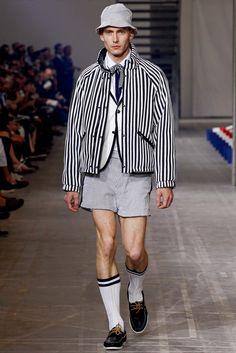 Moncler Gamme Bleu Spring 2016 Menswear - Collection - Gallery - Style.com