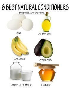 Condition your hair with these natural ingredients found in your pantry! Visit us at Walgreens for all your beauty and hair care essentials. http://www.shorthaircutsforblackwomen.com/natural-hair-products/ #BlackHairCareProducts #blackhaircareproducts,