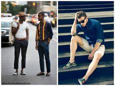 Homens de espadrilles – Dicas e looks masculinos