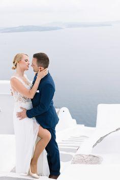 Dominika&Tomasz in Santorini