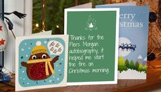 Brutally Honest Christmas Thank You Cards