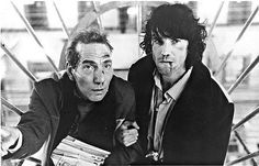"""Pete Postlethwaite and Daniel Day-Lewis from """"In The Name Of The Father"""""""