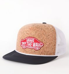 Vans Classic Patch Cork Trucker Hat