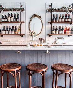 Brunette Wine Bar   NYC