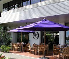 The original Roy's Restaurant.