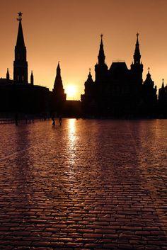 Moskow Silhouette