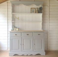 Unique Painted Furniture — Bow Boutique Ltd. Dining Room Dresser, Kitchen Dresser, Kitchen Furniture, Dresser Furniture, Bedroom Furniture, Dresser Ideas, Deco Furniture, Cheap Furniture, Discount Furniture