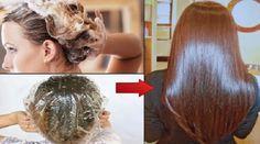 Aplique esta mascara en el pelo y espere 15 minutos, los efectos lo dejara sin aliento!! ~ Sana Tu Salud