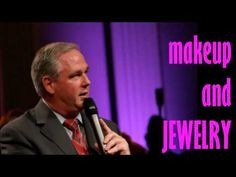 Makeup and Jewelry | Ron Wofford - YouTube
