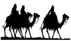 christmas scene silhouettes - Yahoo Image Search Results