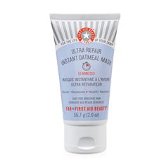 First Aid Beauty - Masque ultra réparateur à base de farine d'avoine 56,7 g - feelunique.com