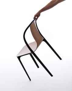 Collection Belleville, Erwan & Ronan Bouroullec (Vitra) Salon de Milan 2015
