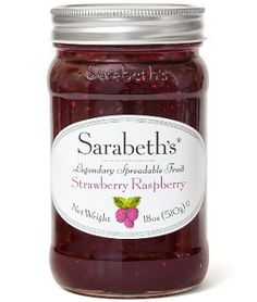 Strawberry Raspberry Preserves...I am a big fan of Sarabeth's products!