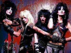 80s Rocker Look Female | Mötley Crüe e l'apice del Glam Metal | in esclusiva su di Music ...