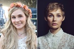 'Nashville' Star Clare Bowen Cut Her Hair for a Very Good Cause