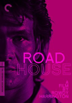 Fake Criterion - Road House (Hopefully, It Would Contain Mike Nelson's Rifftrax as the Commentary Track)