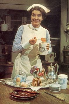 Upstairs, Downstairs 1971 - Jean Marsh as Rose Great Tv Shows, Old Tv Shows, Masterpiece Theater, Vintage Television, Vintage Tv, Jean Marsh, Classic Tv, Period Dramas, The Good Old Days