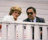 June 8, 1986:  Princess Diana Photo:  Tim Graham