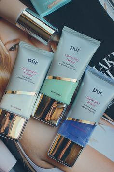 The one step you shouldn't skip when doing your makeup- primer! Pur Minerals has several to choose from for your skincare needs.