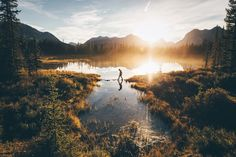 Summer sunset strolling. by Johannes Hulsch on 500px