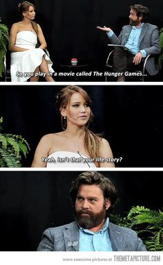 This is why Jennifer Lawrence is awesome…