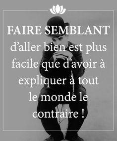 #citations #vie #amour #couple #amitié #bonheur #paix #esprit #santé #jeprendssoindemoi sur: www.santeplusmag.com Words Quotes, Love Quotes, Sayings, Positive Attitude, Positive Vibes, French Quotes, Bad Mood, Love Words, Positive Affirmations
